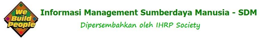 Informasi Manajemen SDM